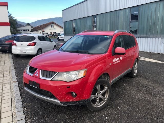 MITSUBISHI Outlander 2.0 DID Instyle 4WD