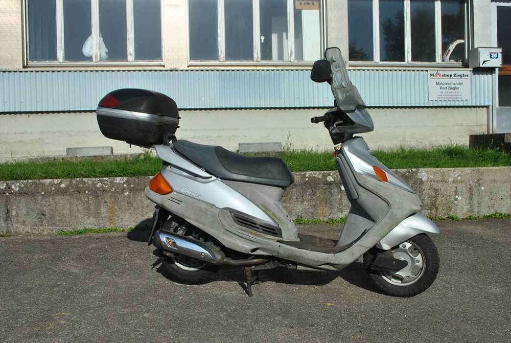 MBK Flame XC 125 T