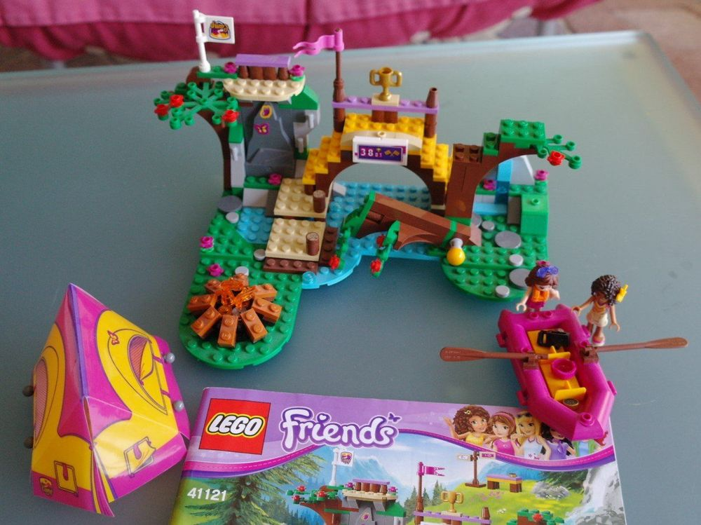 LEGO Friends - 41121 - Rafting