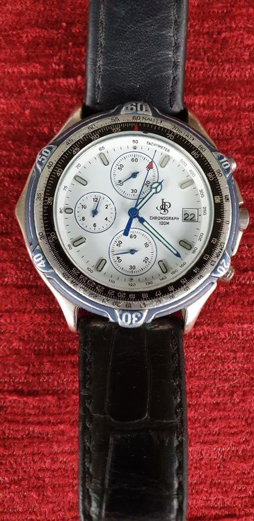 JPS John Player Special Chronograph