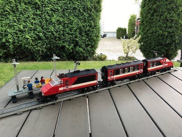 Lego High Speed City Train