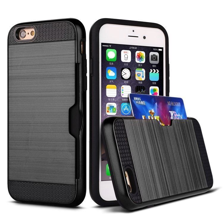 Case with Card Slot for iPhone 6,s Plus