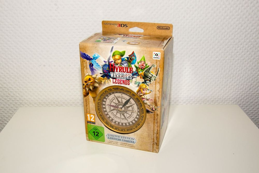 Hyrule Warriors Legends: Limited Edition