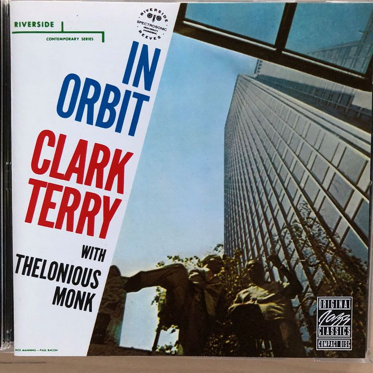 Clark Terry with Thelonious Monk .• CD