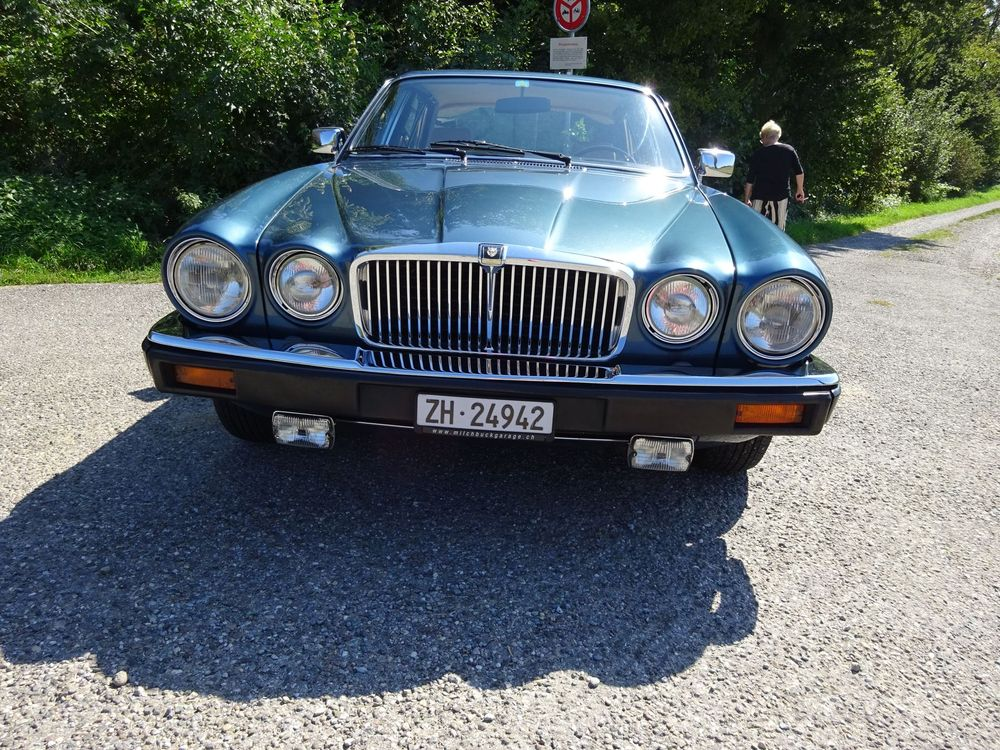 JAGUAR XJ12 5.3 HE Sovereign