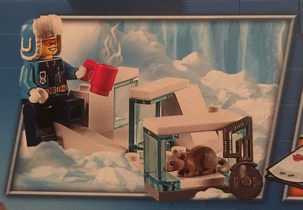 Sit down and relax ;-). Lego 60192