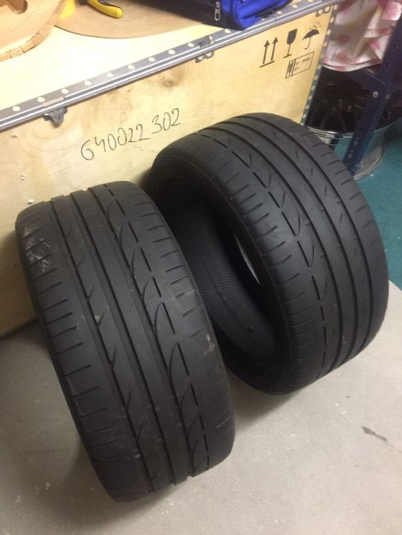 Bridgestone 255 40 r18 RUN FLAT