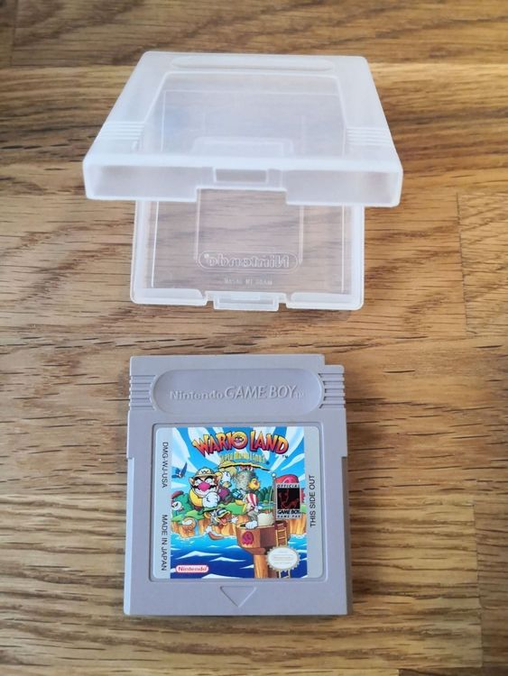 Wario land/Gameboy