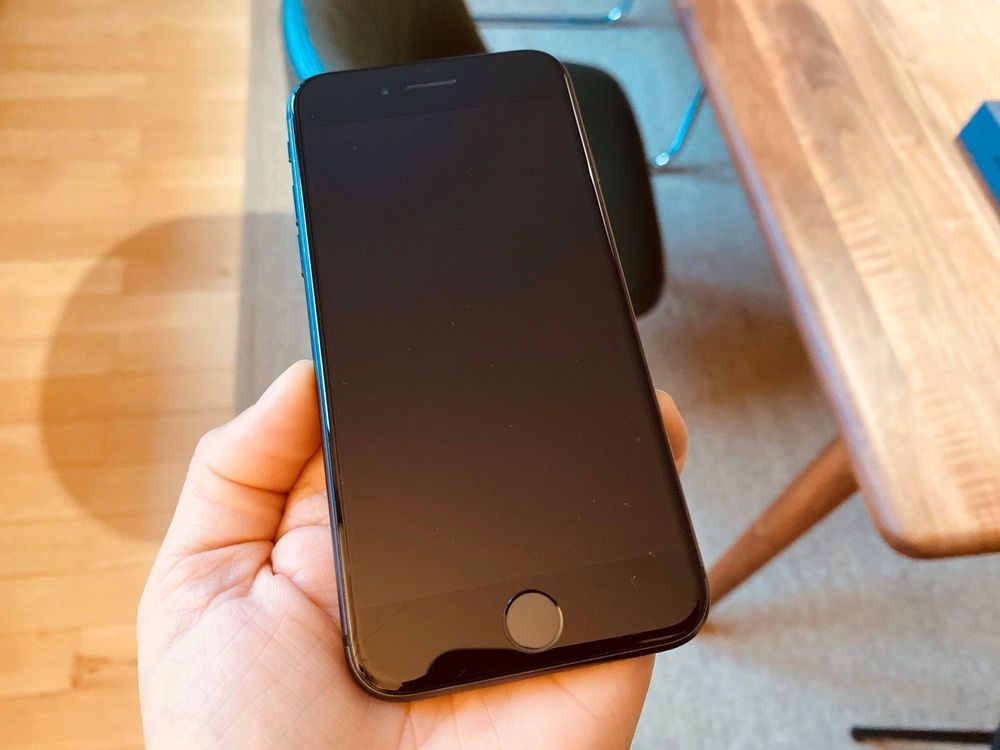 Apple iPhone 8, space gray, 256GB