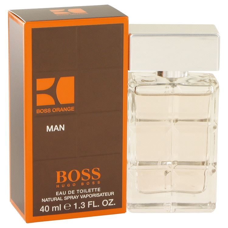 Boss Orange by Hugo Boss 41 ml