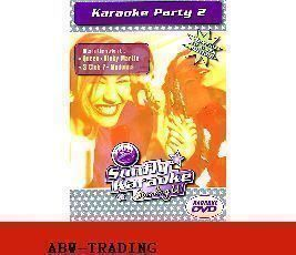 9012  Sunfly Karaoke DVD Party 2 Queen