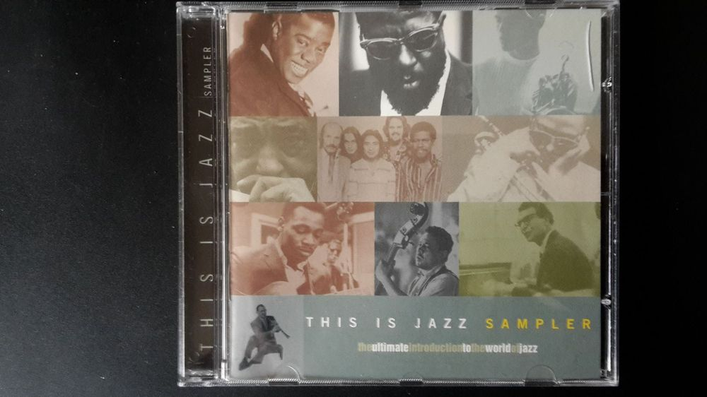 This Is Jazz Sampler
