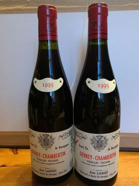 Dominique Laurent vielles vignes 1995