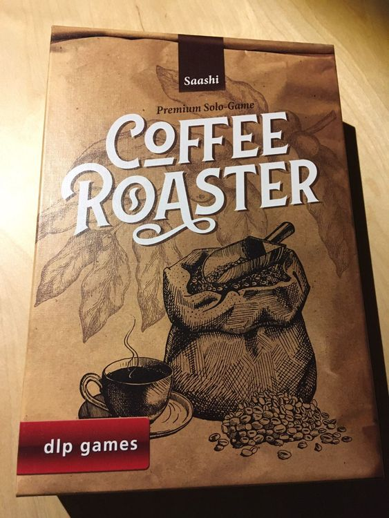 Coffee Roaster Brettspiel