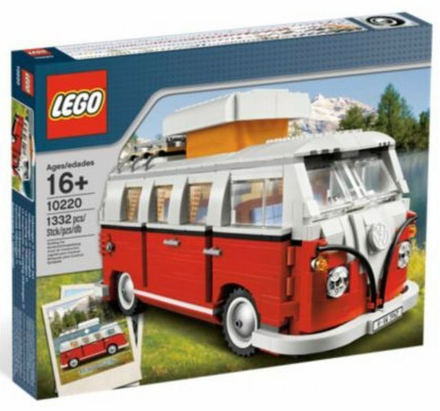Lego 10220 VW T1 Camping Bus