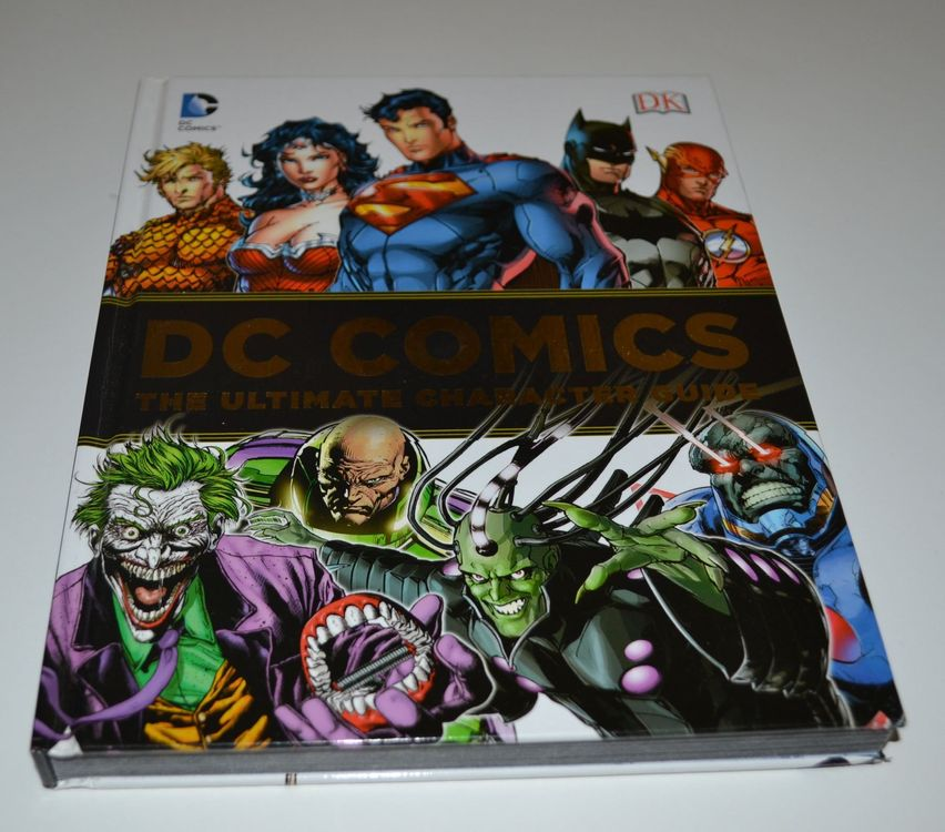 DC Comics The ultimative Character Guide