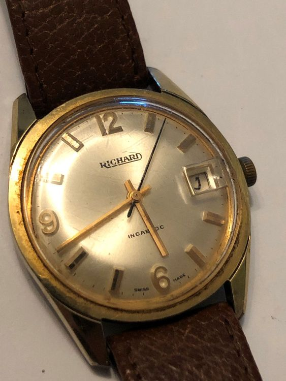 Richard Vintage 34 mm