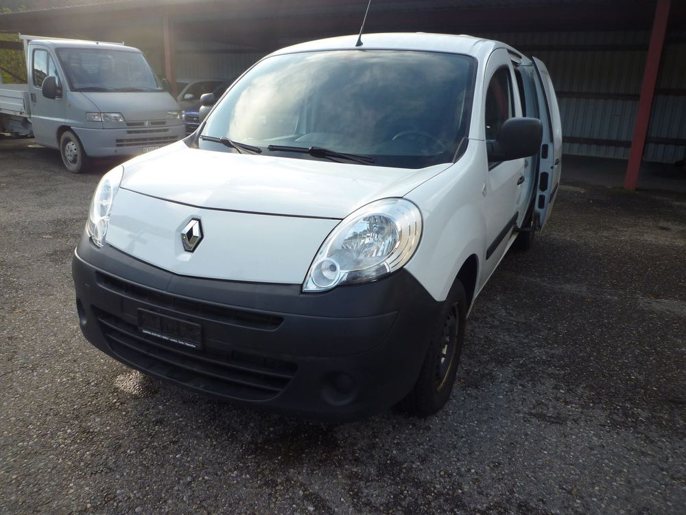 RENAULT Kangoo Maxi dCi 110 Business 2 Plätze / 2 places