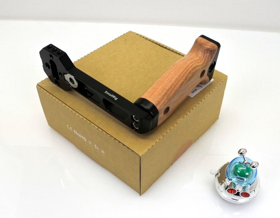 SmallRig Handle for RoninS Holz in OVP
