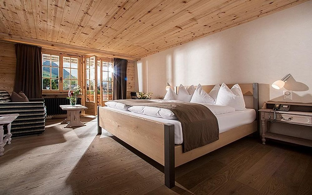 Gstaad, ****, 4 Tage , 2 Pers, PrivatSpa
