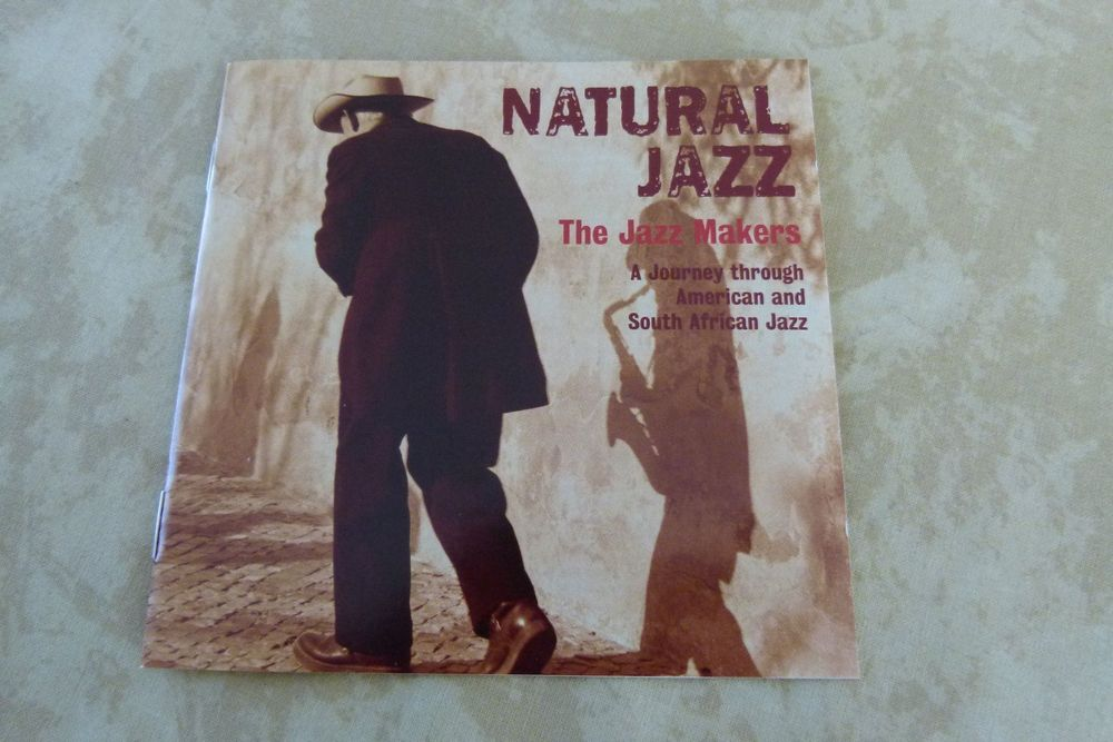 CD Natural Jazz - The Jazz Makers