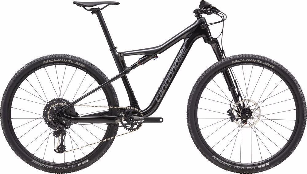 CANNONDALE SCALPEL CARBON 4 in M