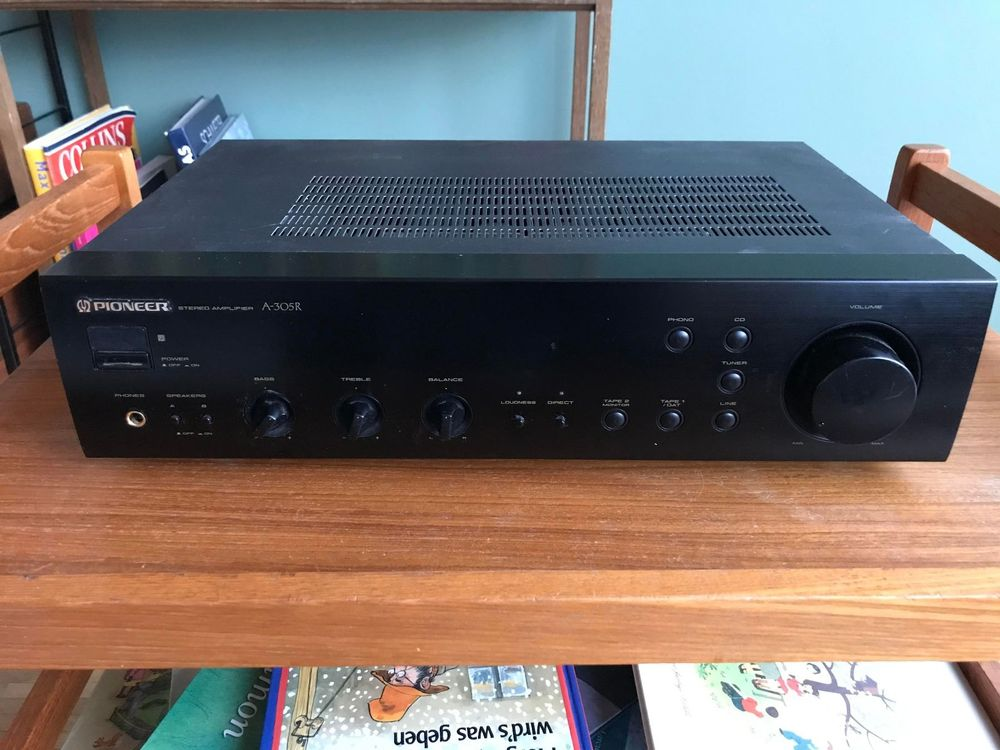 PIONEER Stereo Amplifier A-305R