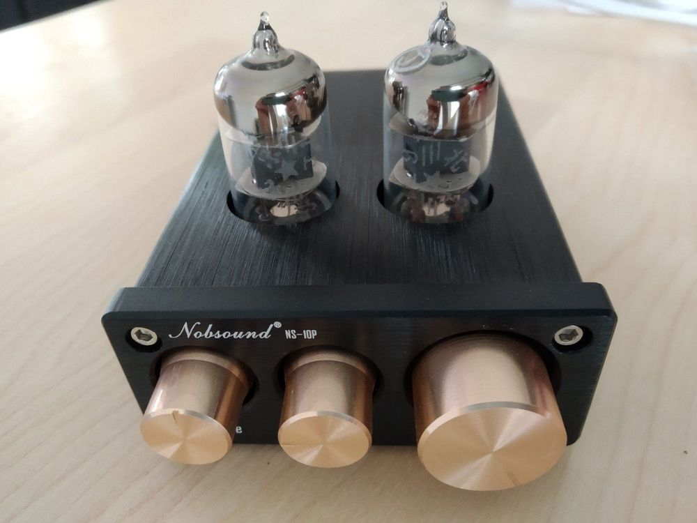 Nobsound NS-10P (pre-amp)
