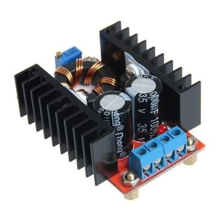 150W DC-DC Step Up Boost Converter