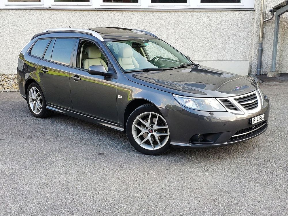 SAAB 9-3 2.0T Vector XWD Automatic