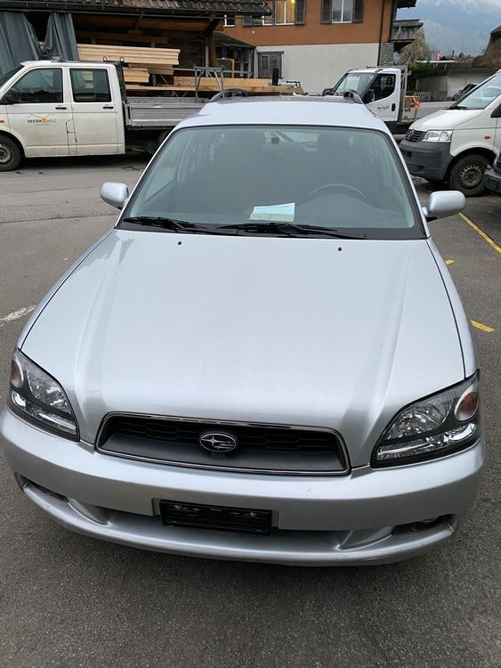 SUBARU Legacy 2.0 Swiss Cool Plus