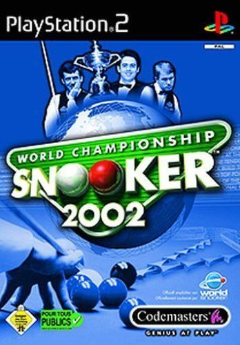 PS2    SNOOKER 2002