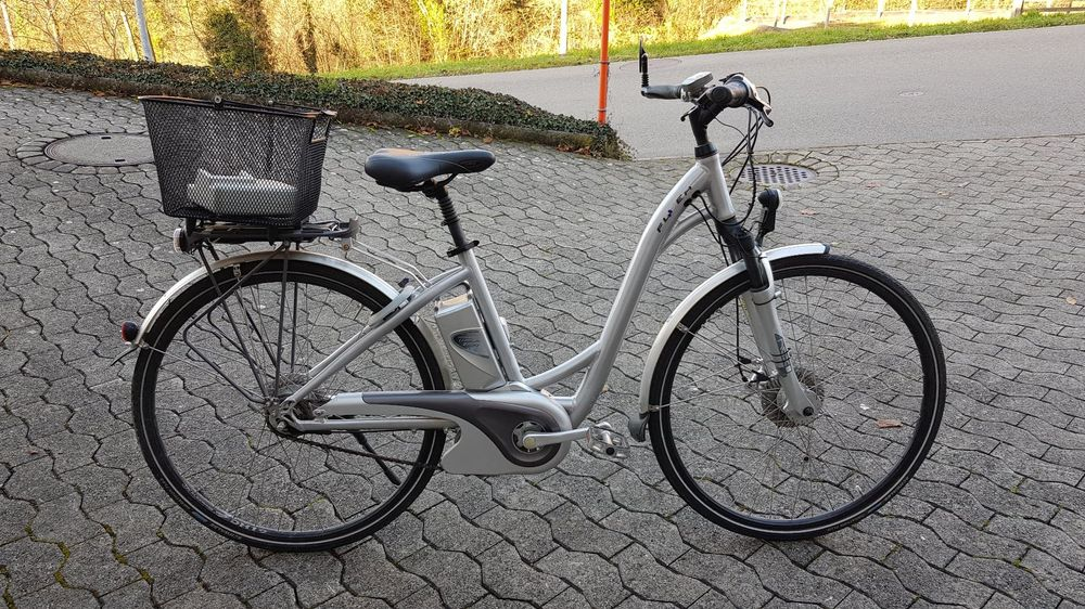 Flyer T Model Elektrovelo E-Bike 28 Zoll