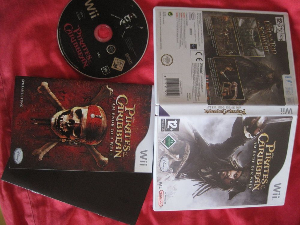 Pirates of the Carribean Wii Ende d Welt