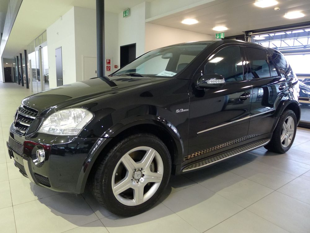 MERCEDES-BENZ ML 63 AMG 4Matic 7G-Tronic