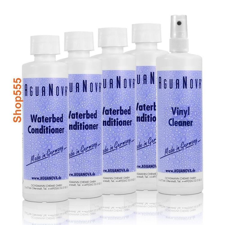 Wasserbett Conditioner + Vinyl Cleaner