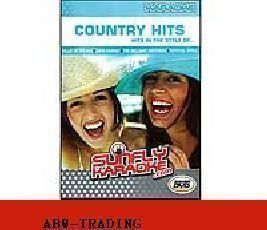 9028  Sunfly Karaoke-DVD Country Hits