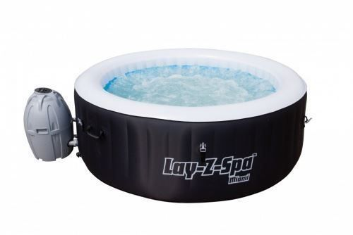 Jacuzzi gonflable LAY-Z-SPA MIAMI