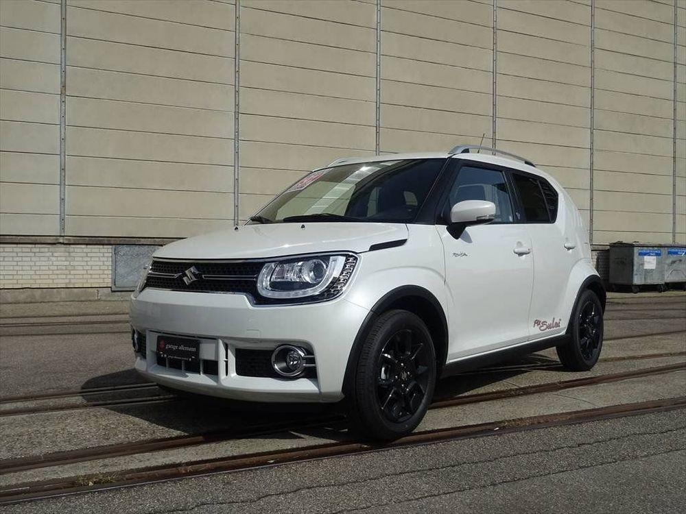 suzuki ignis compact top hybrid 4x4 kaufen auf ricardo. Black Bedroom Furniture Sets. Home Design Ideas