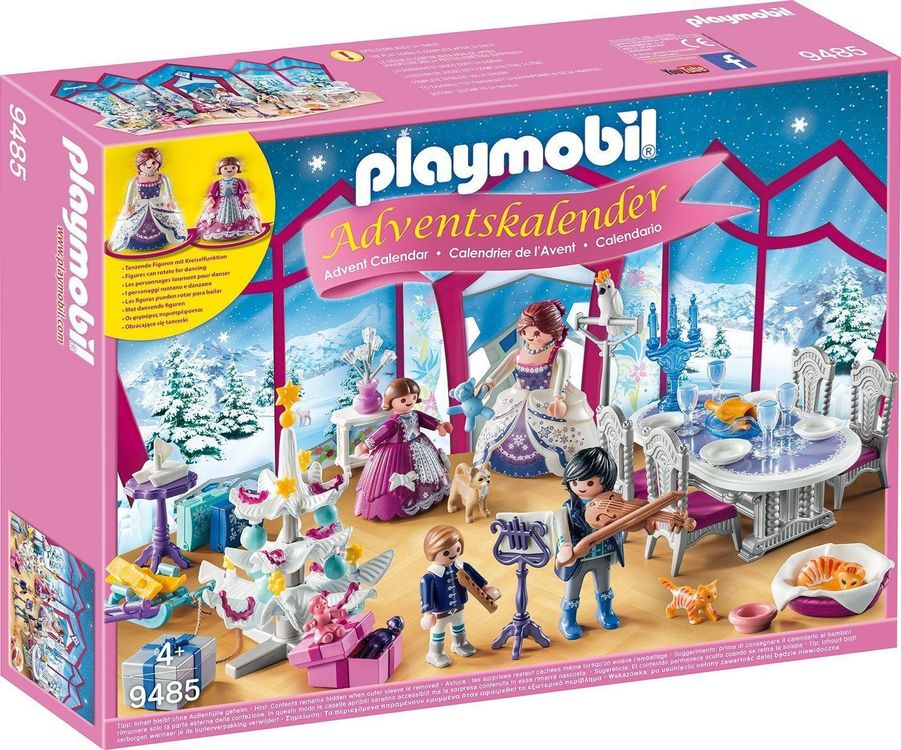 PLAYMOBIL 9485 - Adventskalender 2018