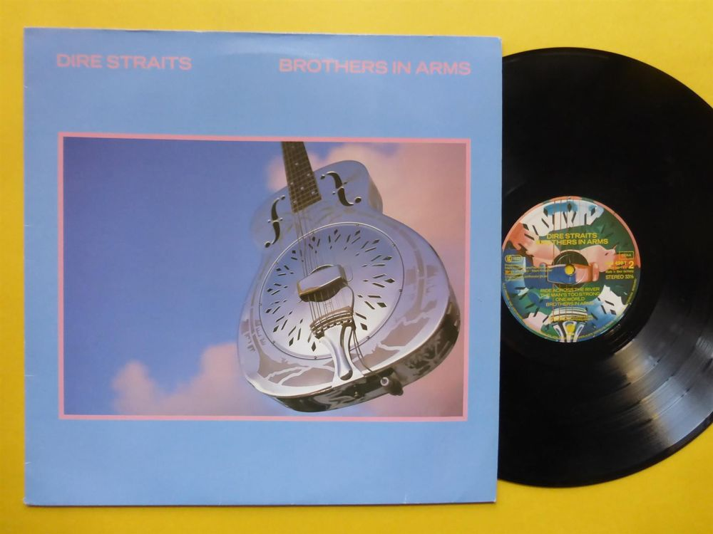 DIRE STRAITS *LP* BROTHERS IN ARMS
