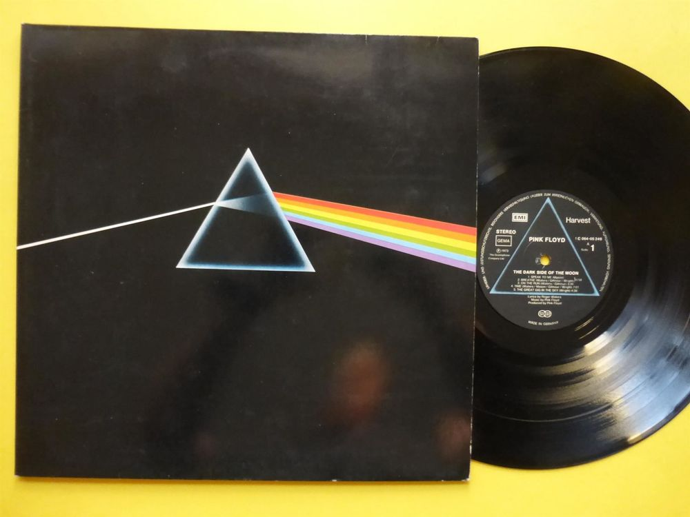 PINK FLOYD *LP* DARK SIDE OF THE MOON