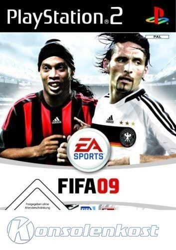 PS2 / Sony Playstation 2 Spiel - FIFA 09