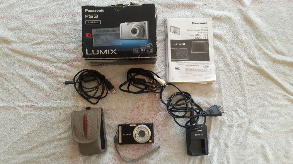 Panasonic Lumix Digitalkamera