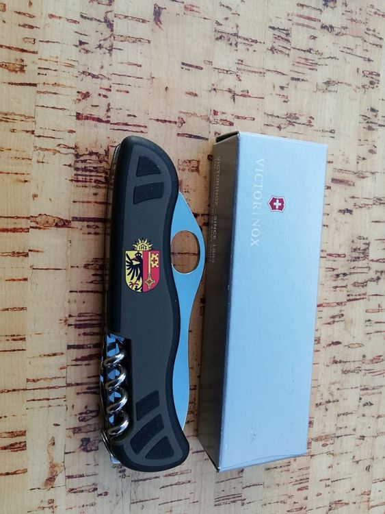 Victorinox Forester M Grip ASEAA 2018
