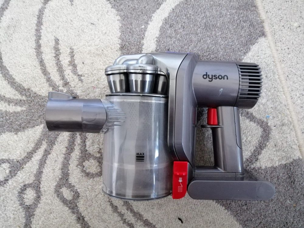 Дайсон dc45 ремонт dyson up top v6