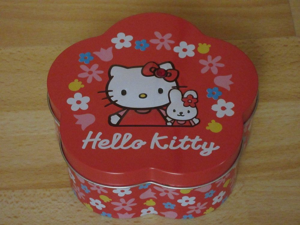 Hello Kitty Biscuitdose 1