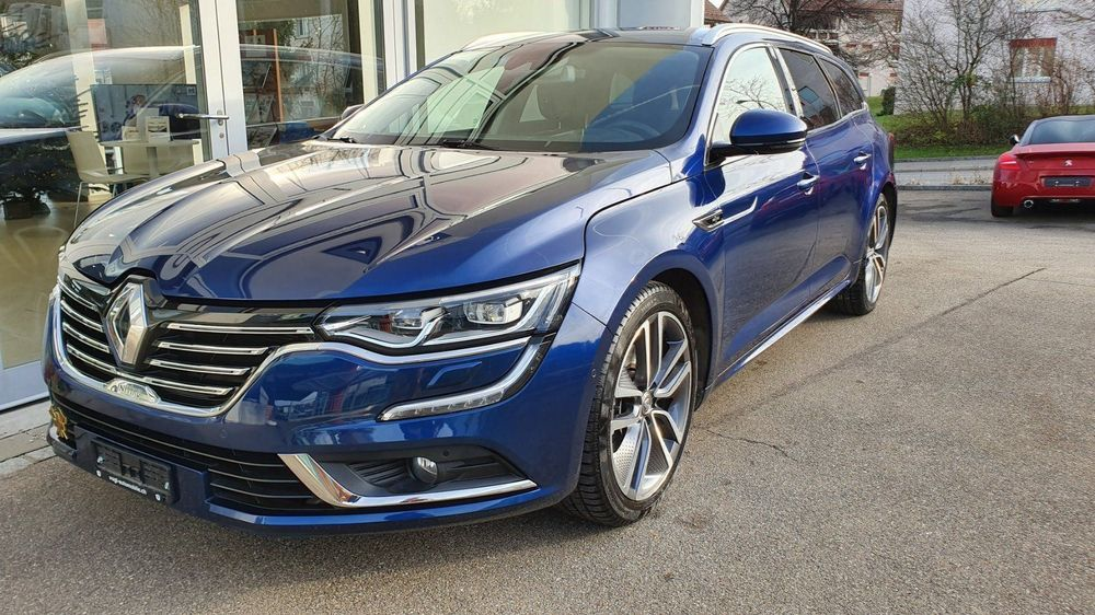 renault talisman gt 1 6tce initiale 200 kaufen auf ricardo. Black Bedroom Furniture Sets. Home Design Ideas