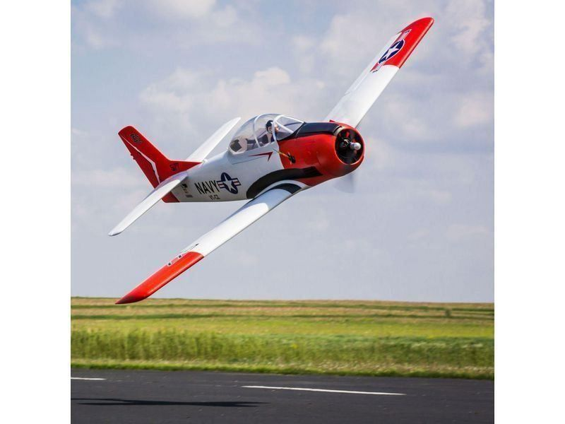 eflite T-28 Carbon-Z 1980 mm BNF Basic