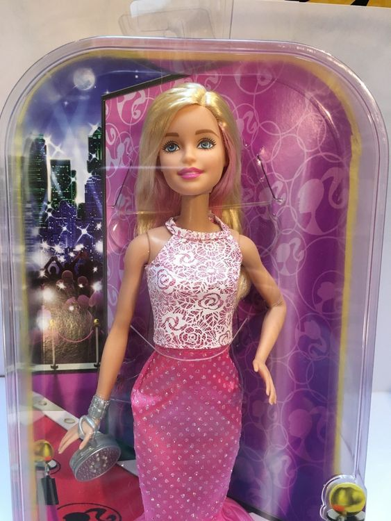 """Barbie Doll / Puppe """"Pink & Fabulous"""""""